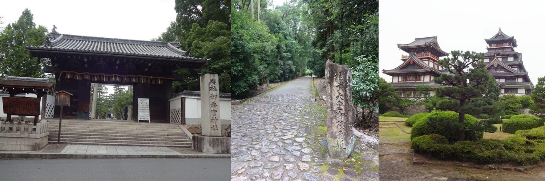 京都一周トレイルツアー 第1回(東山コース・伏見深草ルート)