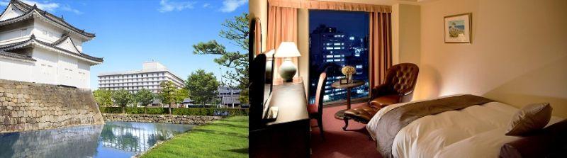ANAクラウンプラザホテル京都、二条城入場券付き宿泊プラン
