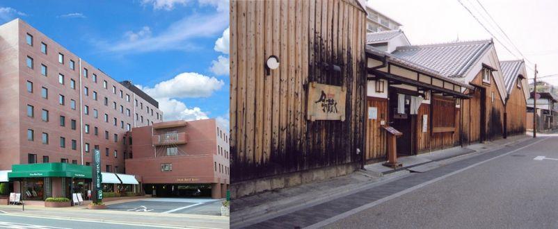 「アーバンホテル京都」宿泊と「月の蔵人」のご夕食セットプラン