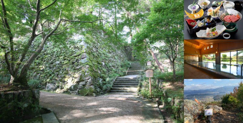 明智光秀ゆかりの地 八木城跡ハイキング・亀岡城跡散策